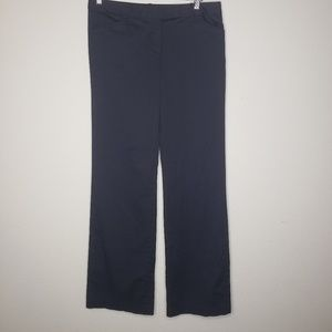 BCBGMaxAzria Navy Dress Pants